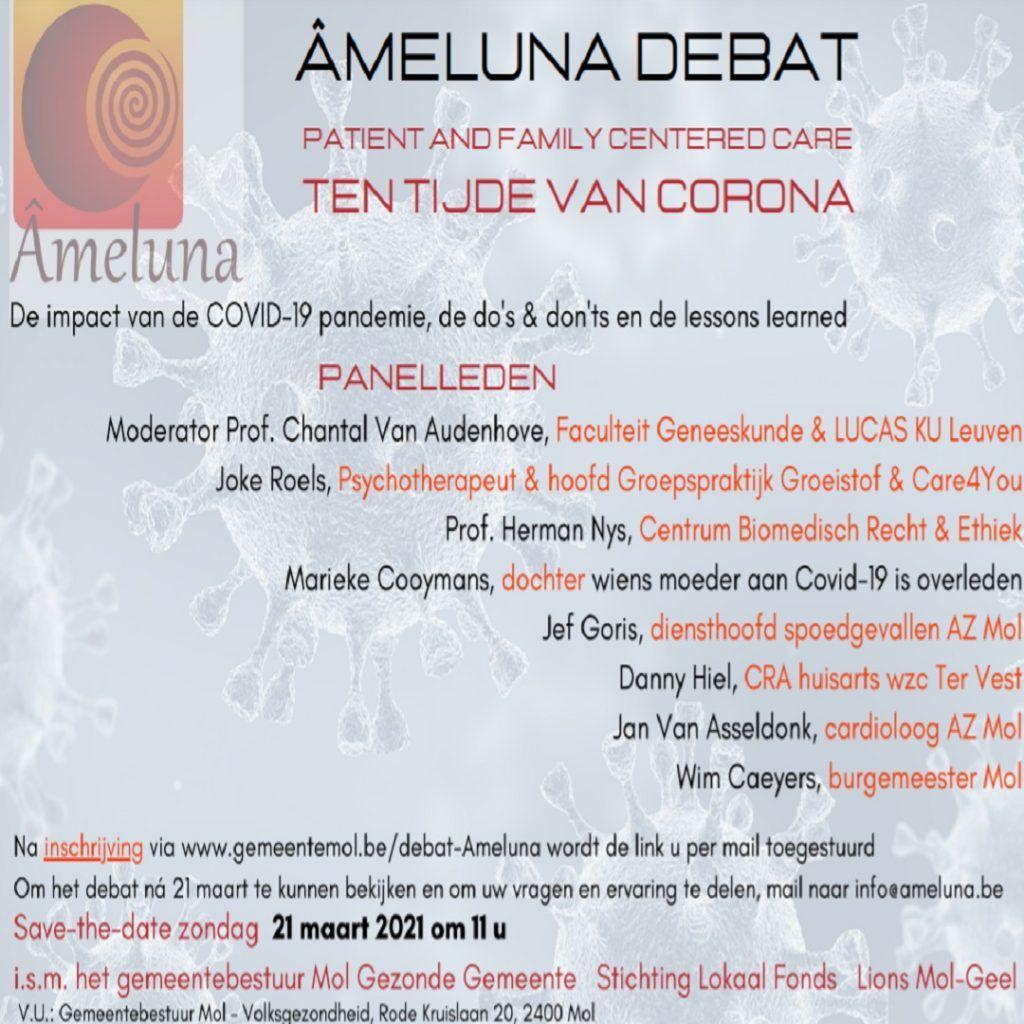 Ameluna debat